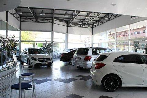 esposizione auto