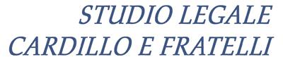 STUDIO LEGALE CARDILLO E FRATELLI - LOGO