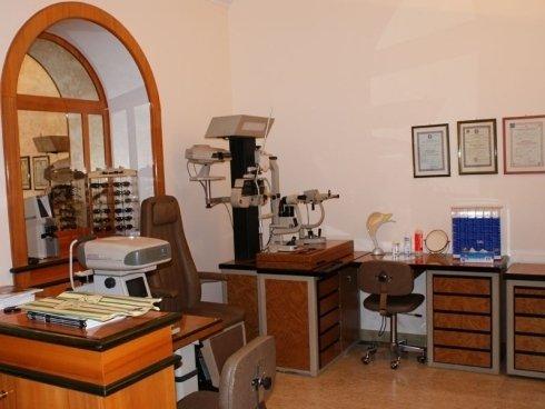 Il laboratorio Iacino per i controlli della vista
