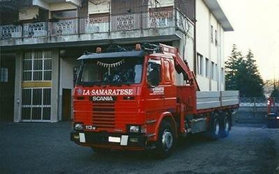 camion per trasporti
