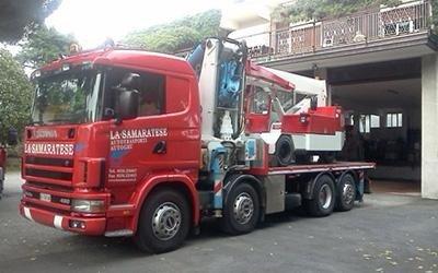 noleggio camion