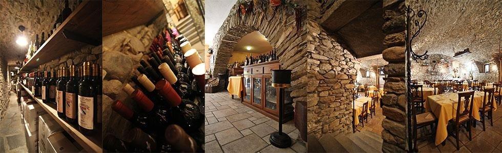 ristorante aosta cave di tillier