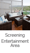 Screening and entertainment areas