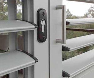 Shutterflex secure key locks
