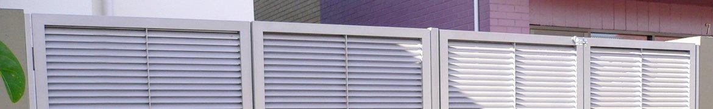 shutterflex residential gates