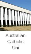 shutterflex australian catholic uni