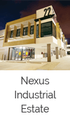 shutterflex nexus industrial estate