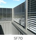 shutterflex sf70 tile