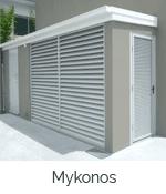 shutterflex mykonos tile