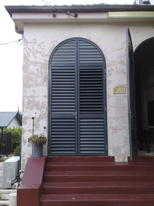 Custom Doors Brisbane And The Gold Coast Shutterflex