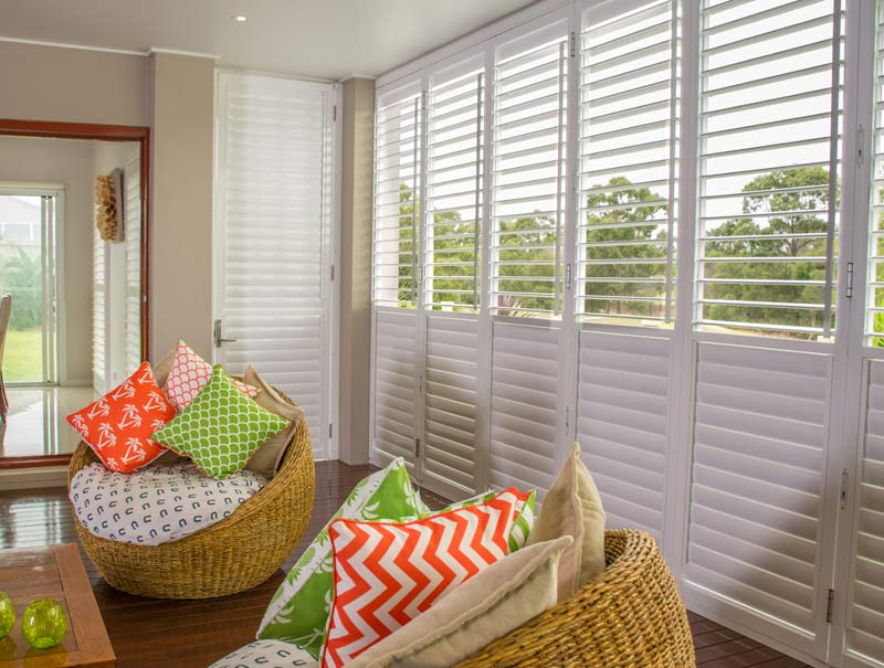 Miami Colonial Verandah Shutters Brisbane And The Gold