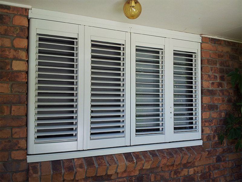 Awning Shutters | Brisbane and the Gold Coast | Shutterflex