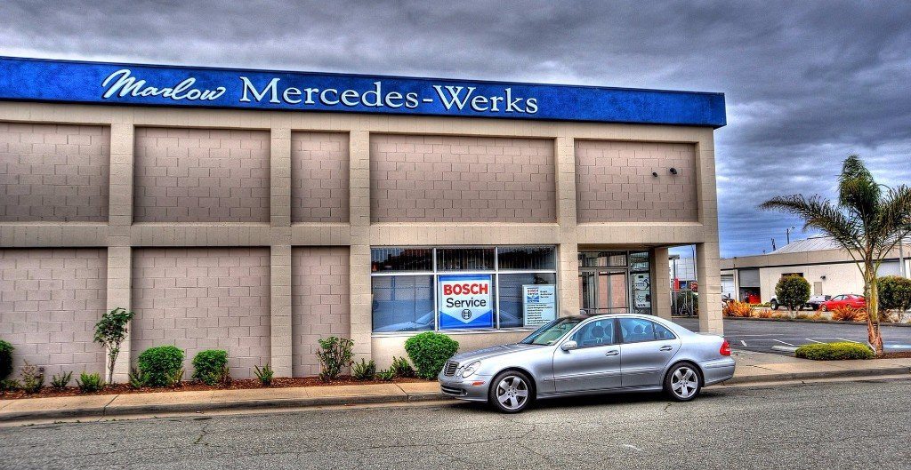 Marlow Mercedes-Werks