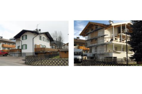 Risanamento energetico e riqualificazione architettonica in concorso premio APE