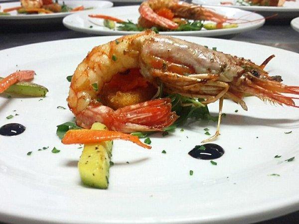 Specialità di pesce Venetico