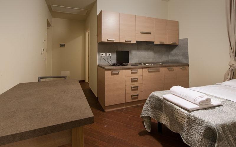 Bedroom apartment San Colombano Al Lambro