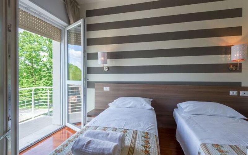 Camera doppia hotel