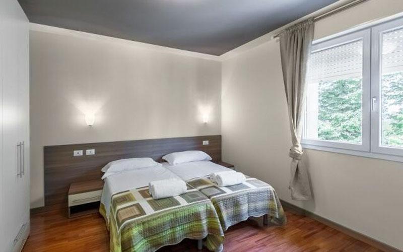 Double room Le Colline Hotel