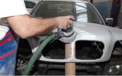 Riparazione carrozzeria vetture