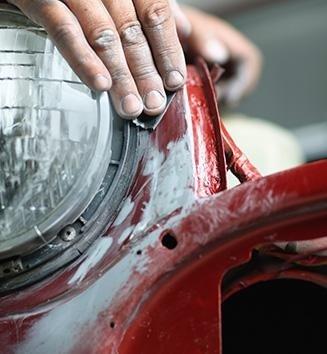 riparazione ammaccature carrozzeria