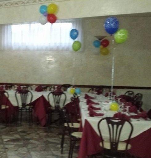 sala per feste private