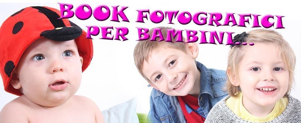 book fotografici per bambini