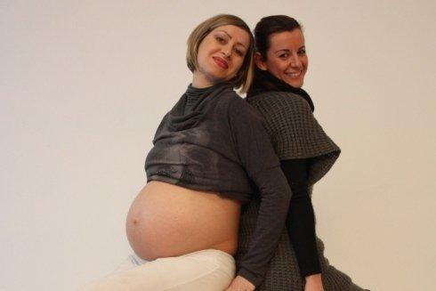 Book fotografici per mamme in gravidanza