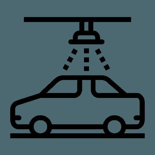 Icona autolavaggio