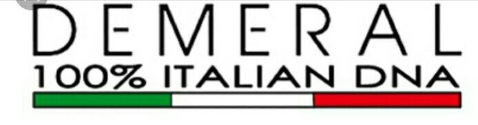 Demeral logo