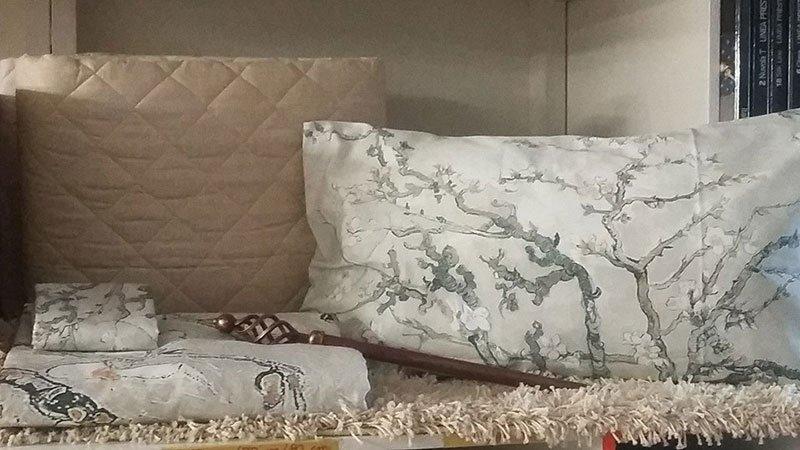 Tessuti di qualità per i cuscini a Lipomo e Como