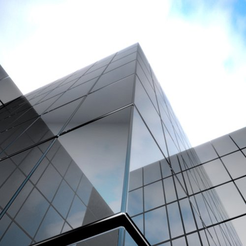 large modern office