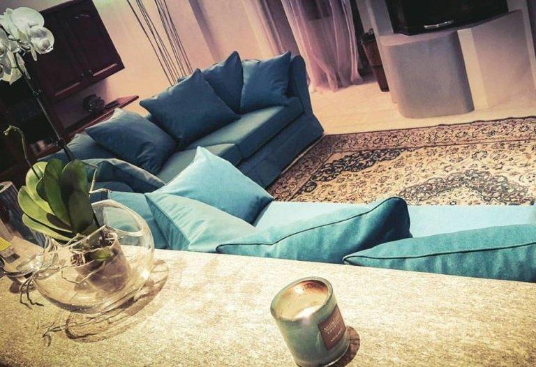 divano antimacchia soggiorno