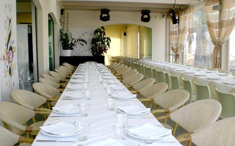 altro tavolo del ristorante