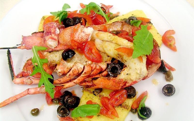 altro piatto a base di pesce