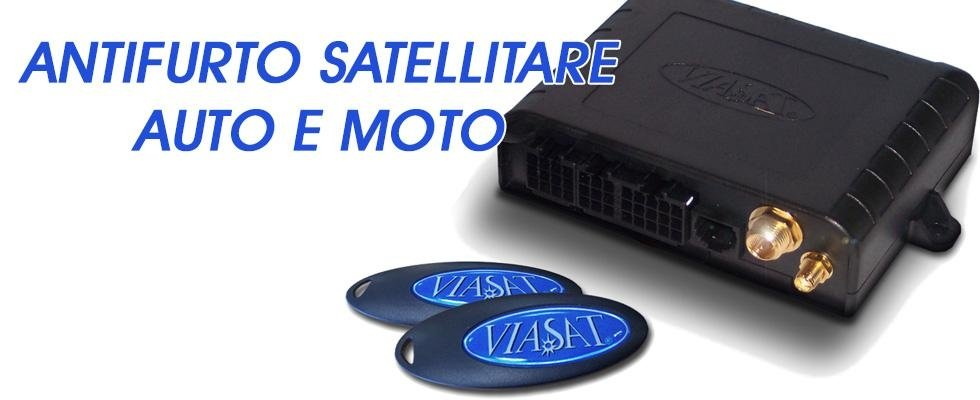 sistemi antifurto satellitare