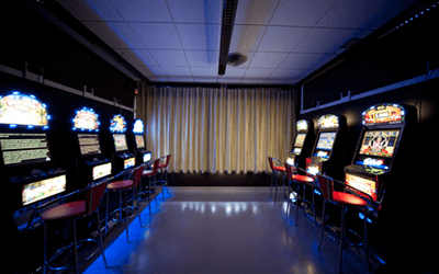 assistenza slot machine