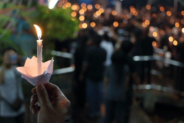 lumino commemorativo