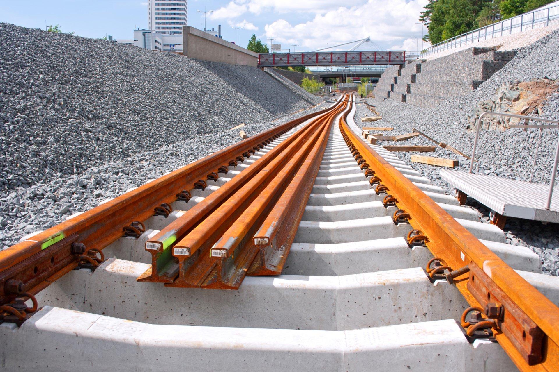 Railroad Contractor in Sparta, WI - Van Tassel Rail
