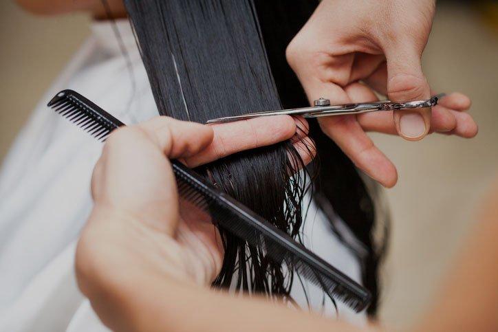 ladies haircuts Hamburg, NY