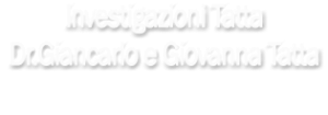 investigazioni tatta faenza (Ravenna)