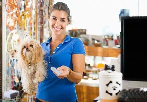Treating puppies