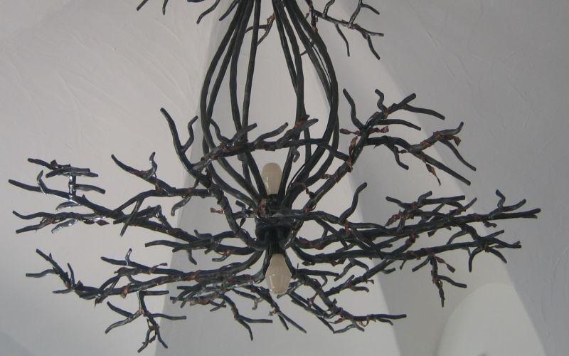 Lampadari ferro