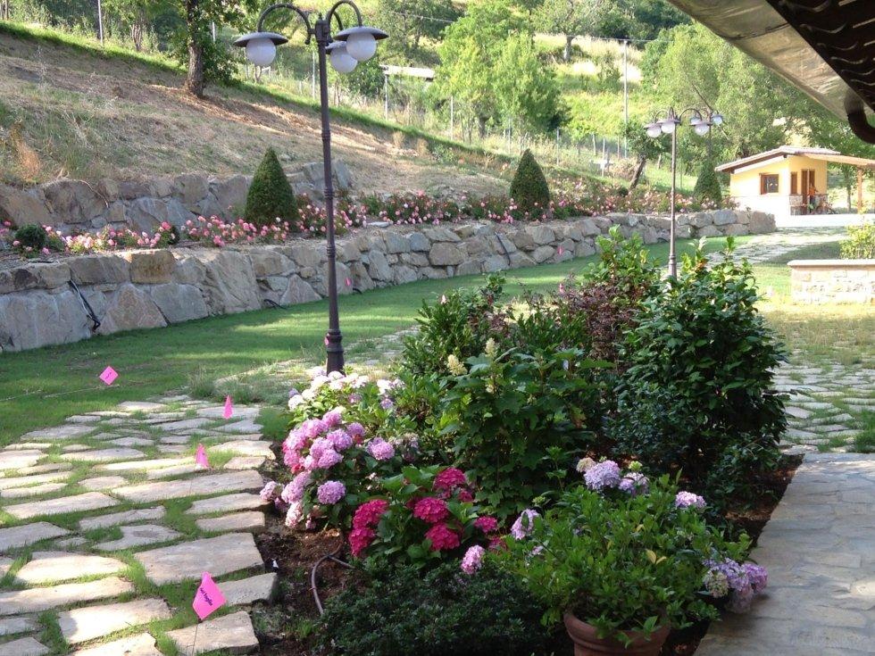 Giardini with progetti giardini piccoli - Giardini privati progetti ...