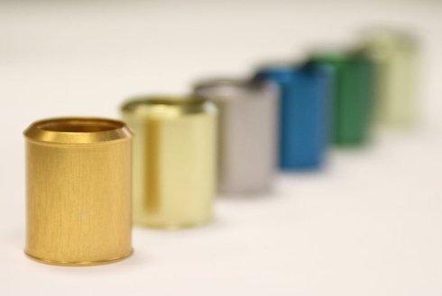 Alluminio anodizzato 38 colori