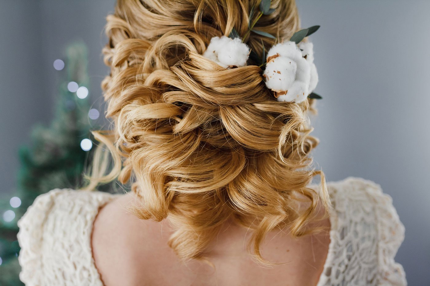 Bride hairstyles by professionals