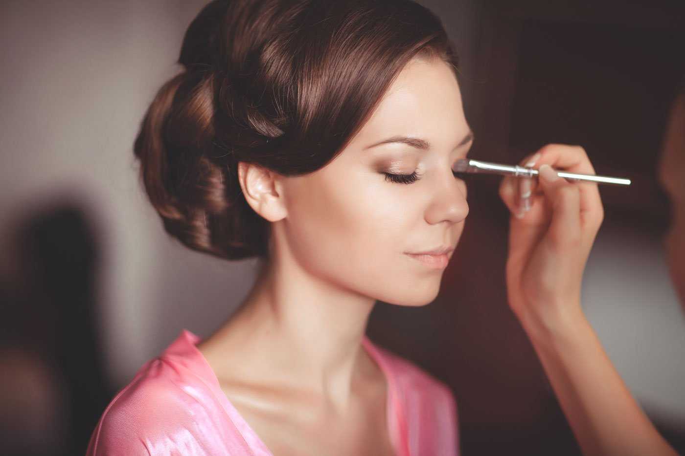 Specialist makeup for special events