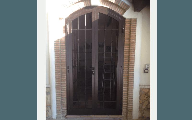 porta resistente