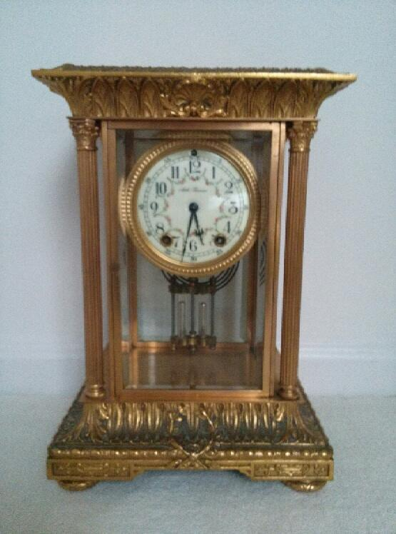 Antique like clock