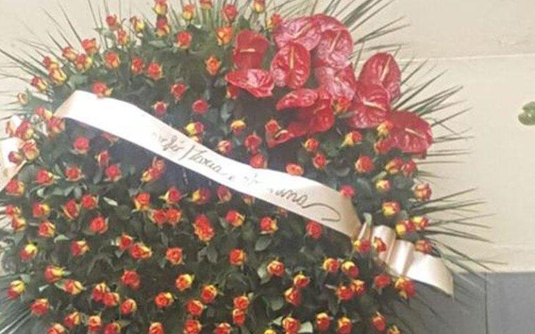 fiori rito funebre