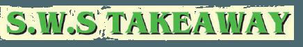 S.W.S Takeaway logo